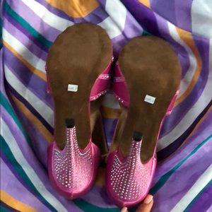salsa sexy Shoes - Salsa shoes size 8.5 dance shoes